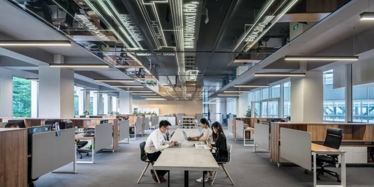 Managez votre vie : le «flex office»