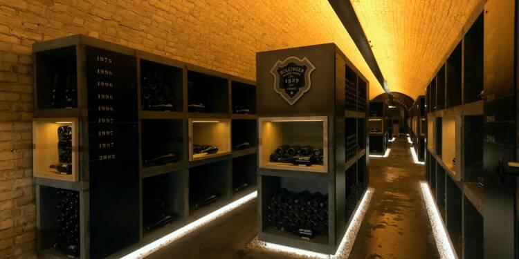 Champagne Bollinger : son millésime 2008 est désormais en vente