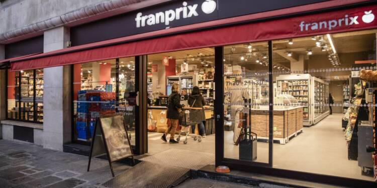 Franprix et CDiscount vous proposent vos courses en 30 minutes à Paris