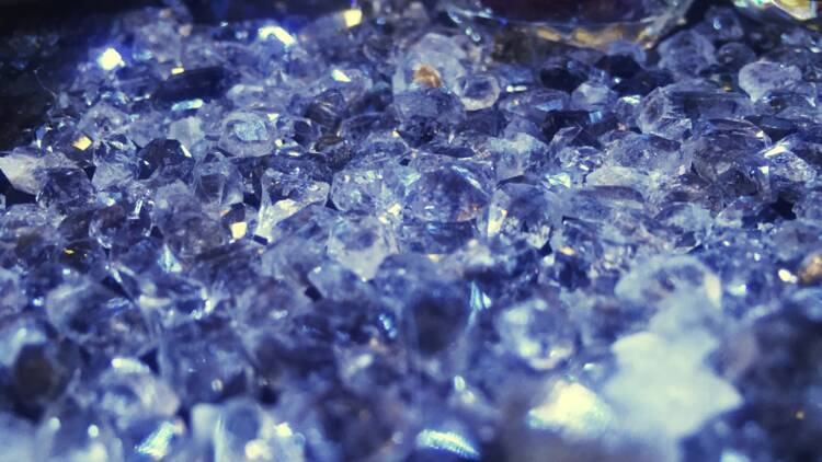 Vol rocambolesque d'un diamant à 45 millions d'euros en plein Paris