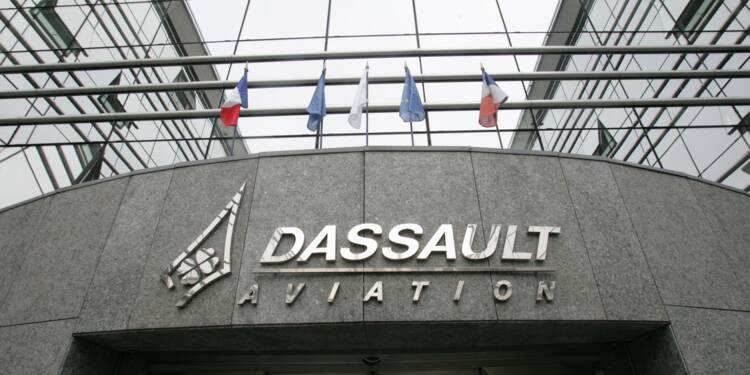 Les bureaux de Dassault cambriolés