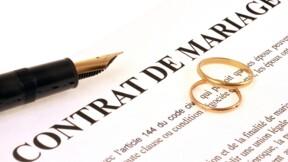 Contrat de mariage : prix et choix