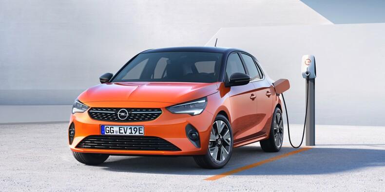 Opel Corsa-e : puissance, autonomie, sortie, tout sur la Corsa électrique