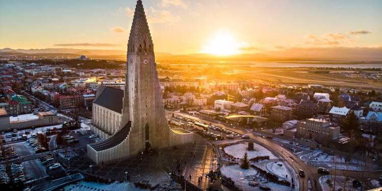 L'Islande pourrait entrer en récession à cause d'une compagnie aérienne