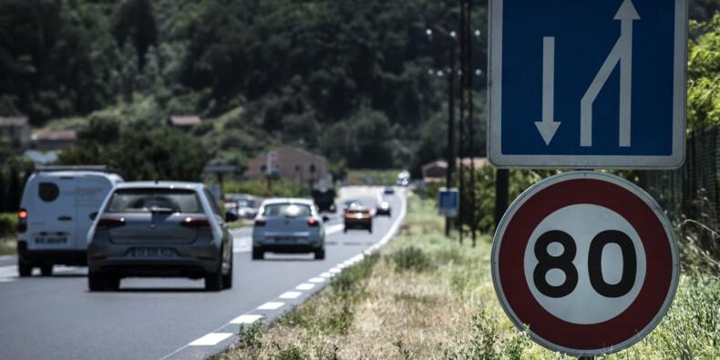 L'assouplissement fantôme des 80km/h sur les routes de France