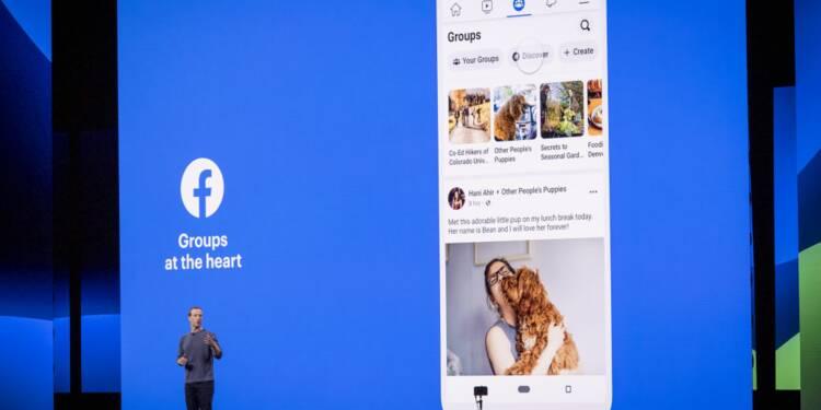 Objectif 2020 pour la cryptomonnaie de Facebook