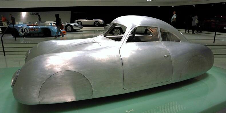 La plus vieille Porsche du monde mise aux enchères pour plusieurs millions de dollars