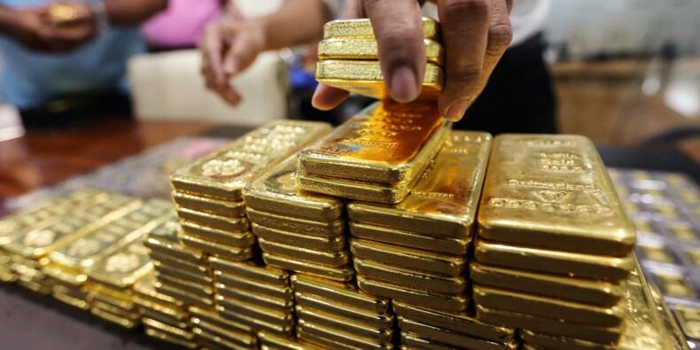 """""""L'or ne brille plus sous toutes ses facettes"""""""