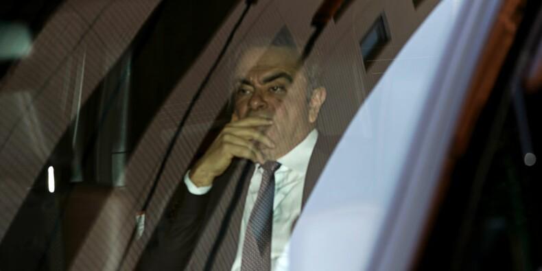 Perquisitions en France dans l'affaire Carlos Ghosn