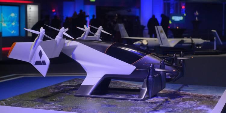 Découvrez l'intérieur du futur taxi volant d'Airbus