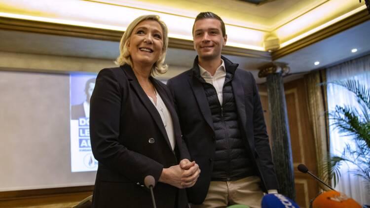 Résultat des élections européennes 2019 : le Rassemblement national devance LREM, la France Insoumise sous les 7%
