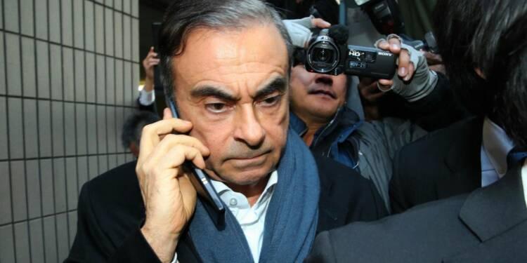 Les avocats de Carlos Ghosn en appellent de nouveau à l'ONU