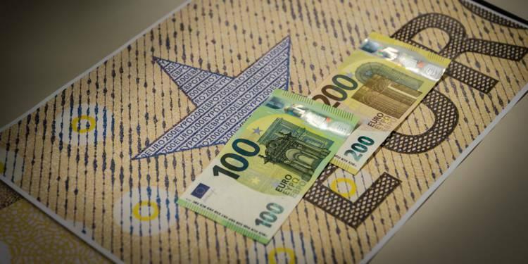 Les nouveaux billets de 100 et 200 euros arrivent