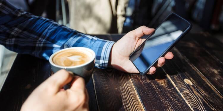 Ces régions qui sont addicts aux smartphones