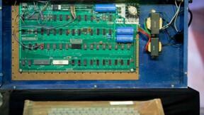 Le premier ordinateur d'Apple vendu aux enchères à un prix incroyable