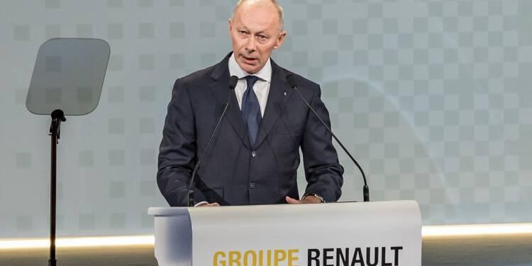 Les petits secrets de Thierry Bolloré, le remplaçant de Carlos Ghosn chez Renault