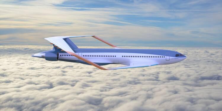 Le surprenant retour de l'aile d'avion à anneau