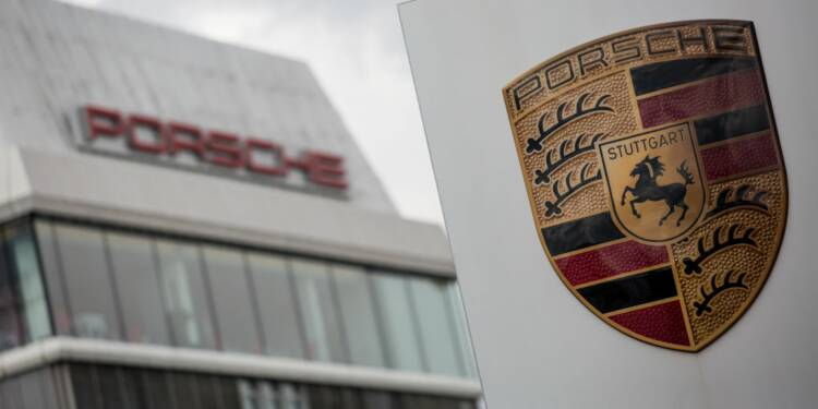 Les bureaux de Porsche en Allemagne perquisitionnés