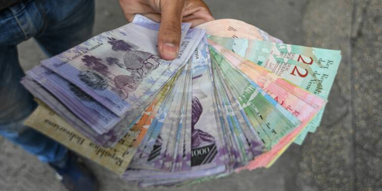 Venezuela : une économie divisée par 2 en 5 ans et une inflation attendue à 10.000.000% !