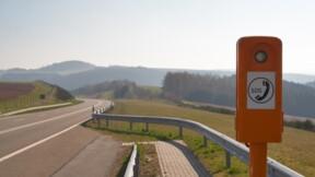 Sur les routes de la Marne, les bornes SOS tombent en rade