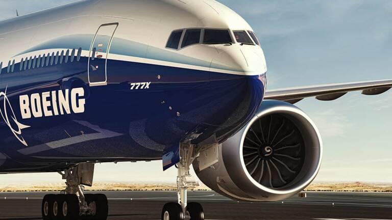 Le nouveau Boeing 777X pourrait effectuer son premier vol en juin - Capital.fr
