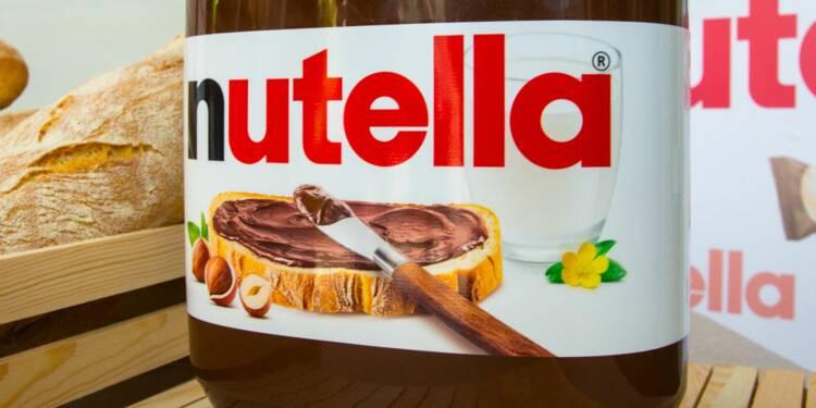 Près de Rouen, les ouvriers du Nutella se mettent en grève
