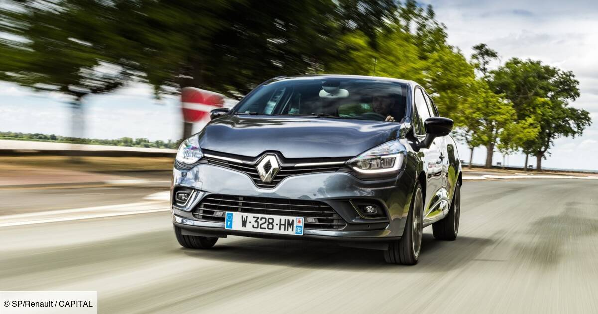 La Renault Clio N Est Plus Le Modele Le Plus Vendu En France Capital Fr