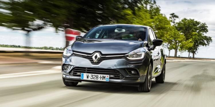 La Renault Clio n'est plus le modèle le plus vendu en France