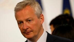 Bruno Le Maire et le patron de Total à la conférence Bilderberg