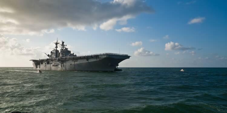 Le canon électromagnétique de l'US Navy va effectuer ses premiers essais