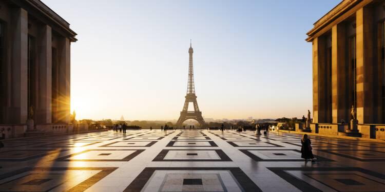 Et la ville préférée des patrons étrangers est... Paris !