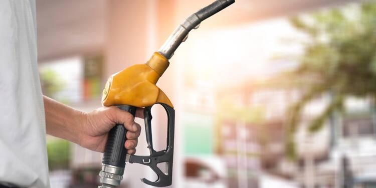 Les prix des carburants sont en légère baisse