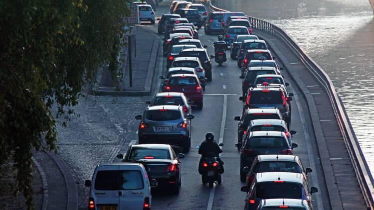 Le palmarès des villes les plus embouteillées en 2018
