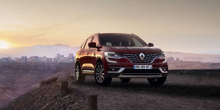 Renault Koleos 2019 : quoi de neuf pour cette version restylée ?