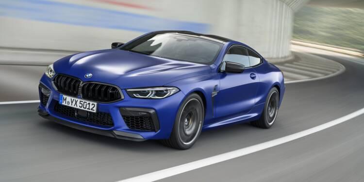 BMW M8 Competition : photos, prix et performances de la M8 de 625 ch