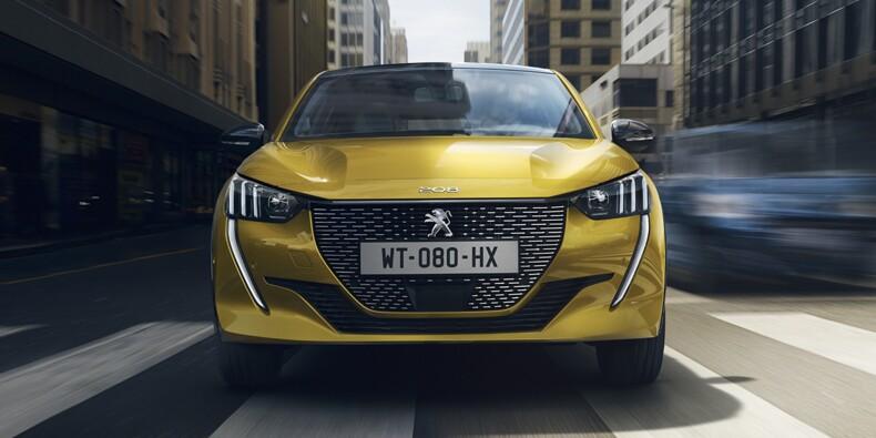 Peugeot 208 (2019) : les prix dévoilés