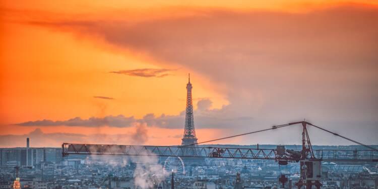 Ces centaines de chantiers qui bloquent la circulation à Paris