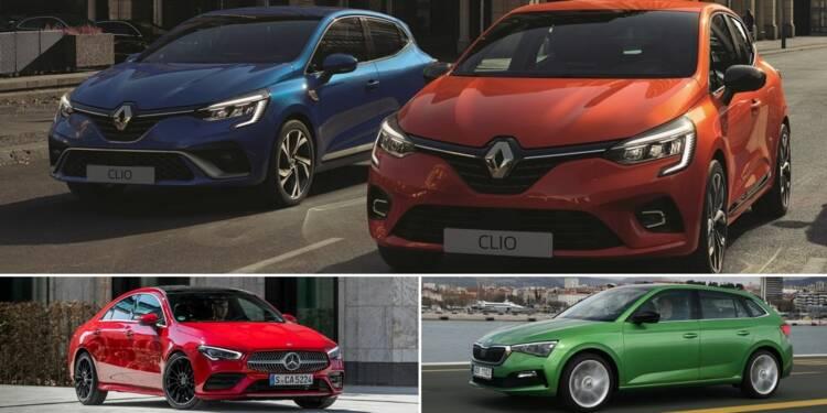 Ces nouvelles voitures qui arrivent à la vente en juin 2019