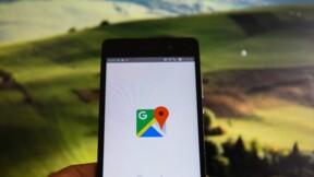 Le compteur de vitesse débarque dans Google Maps