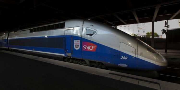 La grève des personnels des bars du TGV suspendue