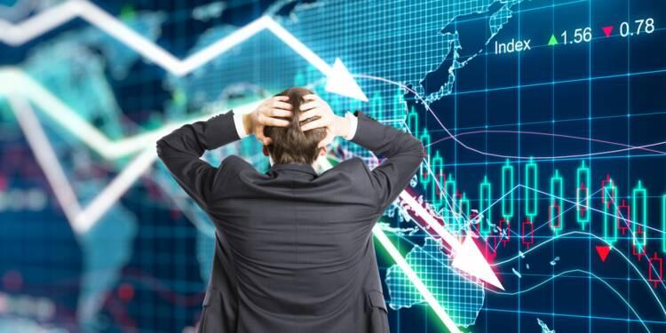 """Taux d'intérêt : """"l'Histoire prouve qu'une inversion de la courbe augmente le risque de récession !"""""""