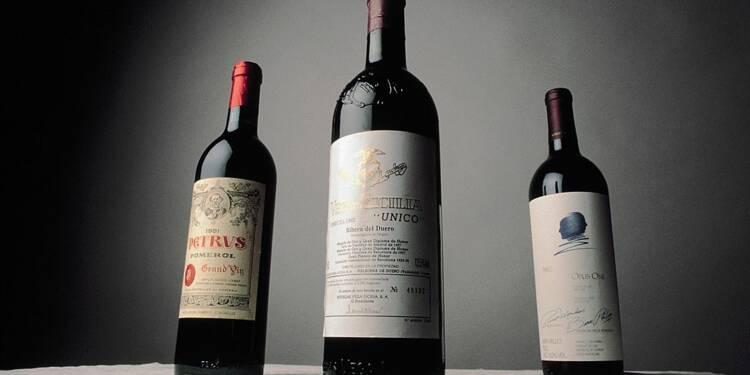 WineDex: que vient faire la blockchain dans le vin?