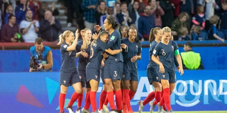 TF1 fait exploser ses tarifs pub pour la coupe du monde féminine