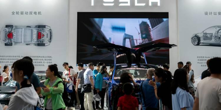 Tesla annonce une voiture avec 640 km d'autonomie