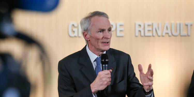 Le patron de Renault tacle Bercy devant les actionnaires