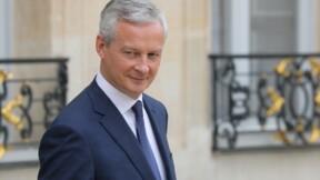 """Bruno Le Maire """"pas candidat"""" à la tête du FMI"""