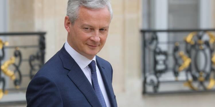 """Direction du FMI: Bruno Le Maire veut un """"accord européen"""""""