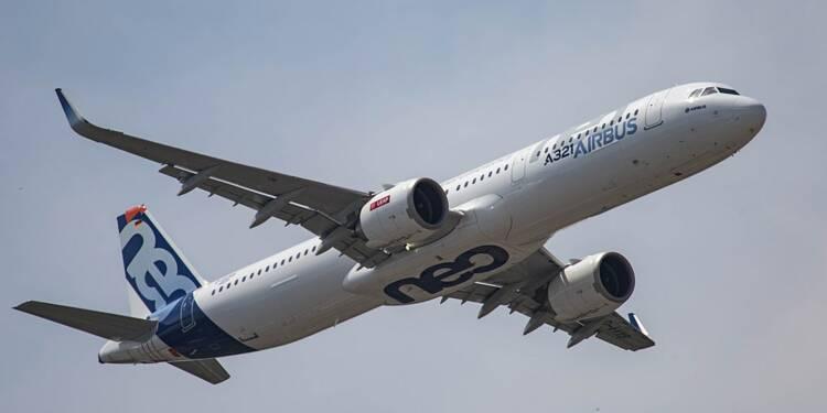 L'Airbus A321XLR en passe d'être officialisé