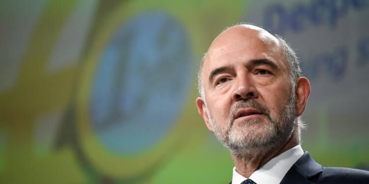 UE-Mercosur: Moscovici défend l'accord sur tous les plans