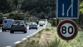 Limitation à 80 km/h : 9 Français sur 10 souhaitent l'abandon de la mesure